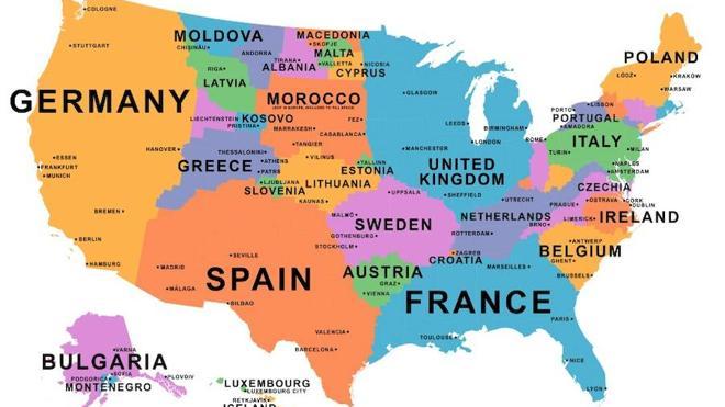 El PIB español, equivalente al de Texas