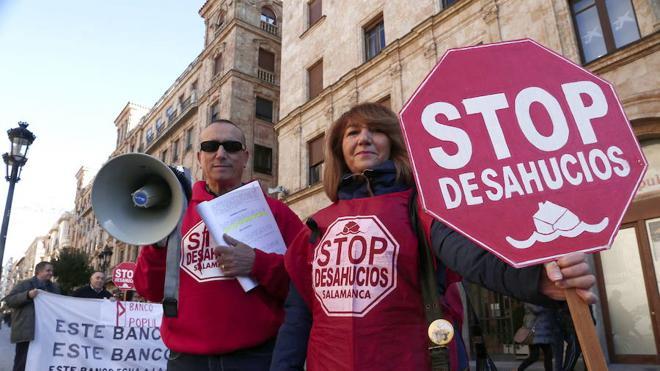 Las ejecuciones hipotecarias, en el nivel más bajo en nueve años en Castilla y León