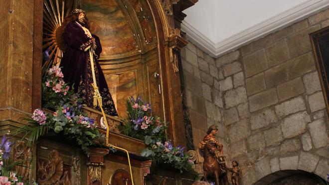 Palencia venera a Jesús de Medinaceli