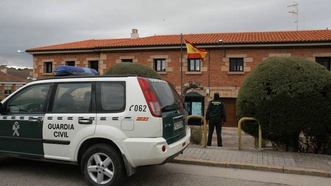 Detenido por robar 36 cerdos en una granja de Turégano en la que trabajaba