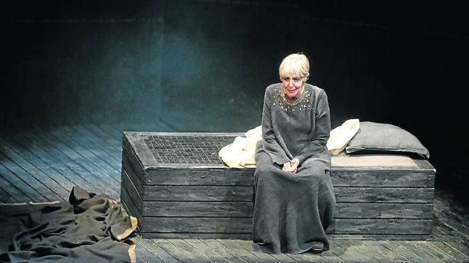 Concha Velasco, Verónica Forqué o Carlos Hipólito, teatro de nivel en Salamanca