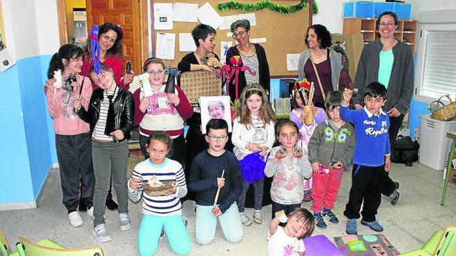 Celebración del Día Mundial del Teatro en la Sierra de Francia con varios actos
