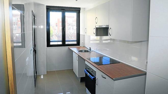 El Consistorio relaja los requisitos para acceder a viviendas de alquiler social