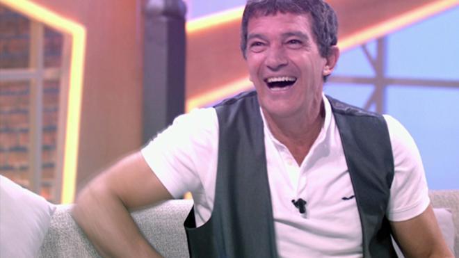 Antonio Banderas descubre sus orígenes en el nuevo programa de Toñi Moreno