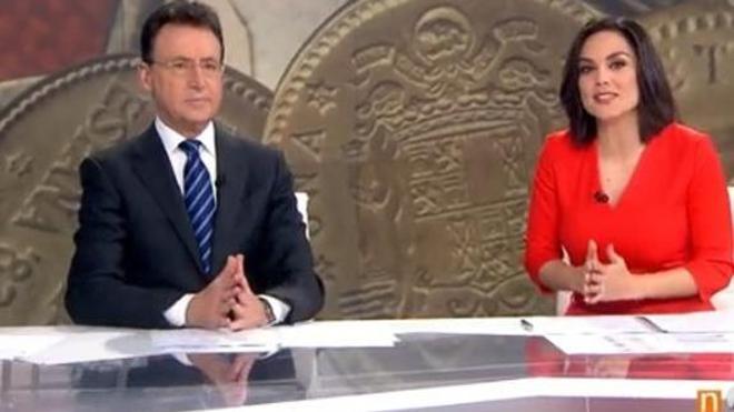 Matías Prats vuelve a provocar múltiples comentarios con su último 'chiste' en directo
