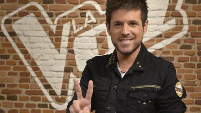 Pablo López, nuevo 'coach' de 'La Voz'