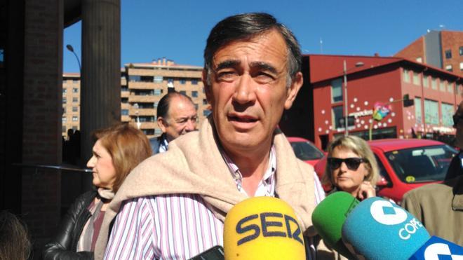 Antonio Pardo y su corriente pide a la Junta Directiva del PP de Soria un Congreso bajo 'un afiliado, un voto'