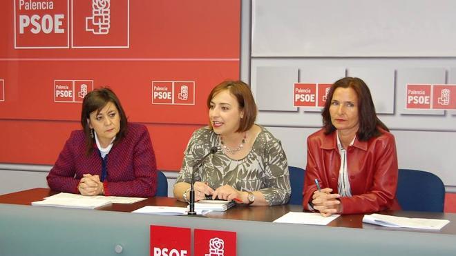 El PSOE reclama 17 millones más al Gobierno para cubrir las necesidades de Palencia